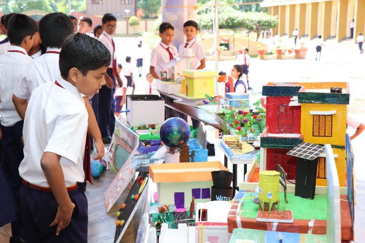 Christ Nagar Senior Secondary School-Science Exhibition