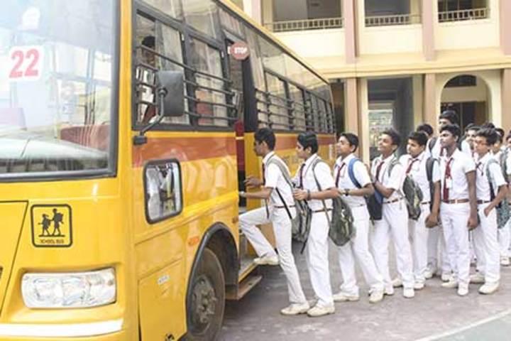 Christ Nagar Senior Secondary School-Transportation