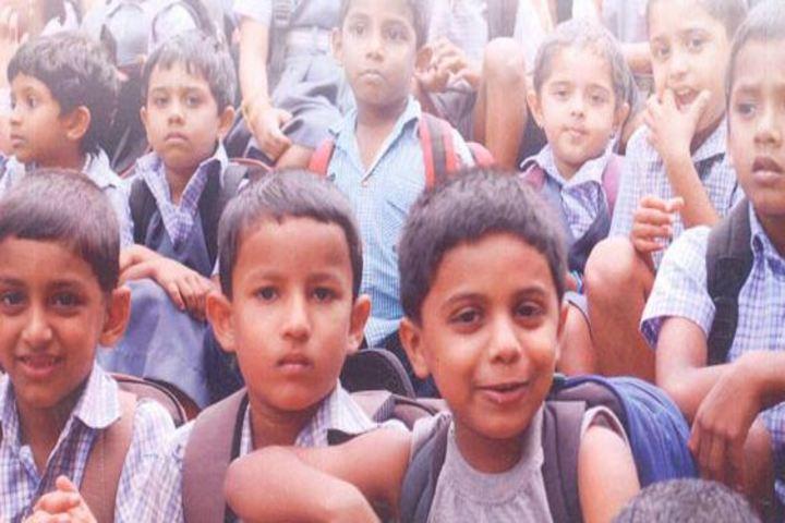 Christhujyothi English Medium School-Students