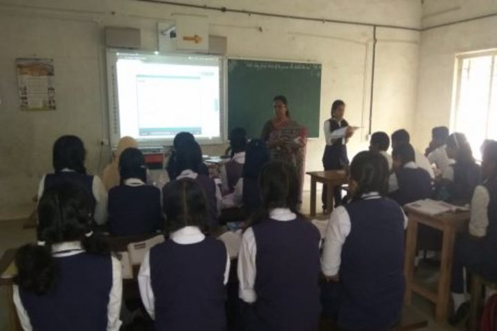 Christhuraja Public School-Digital Classroom