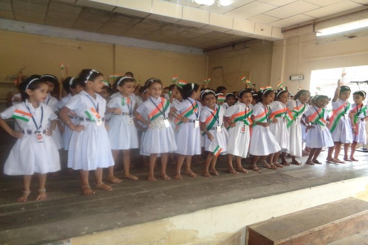 Christhuraja Public School-Independence Day