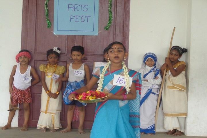 Christhuraja Public School-Kida Fest