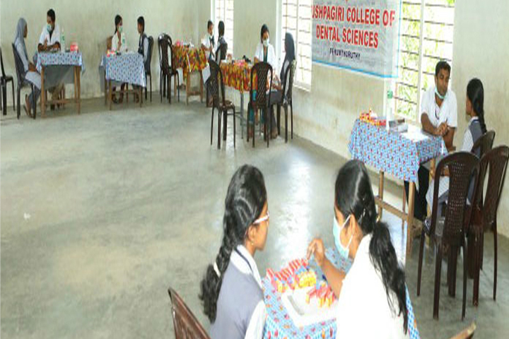 Christhuraja Public School-Medical Camp