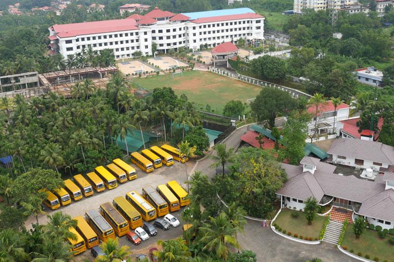 Rajagiri Christu Jayanthi Public School-Transport