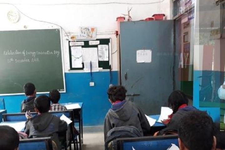 kendriya Vidyalaya - Classroom