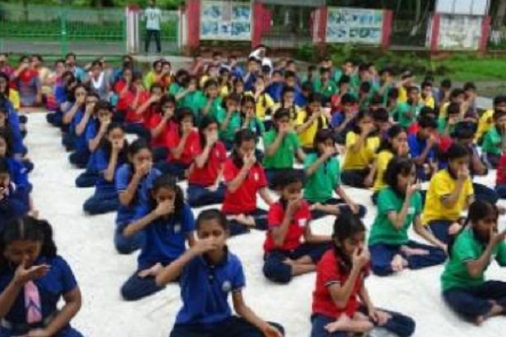 kendriya Vidyalaya - Yoga