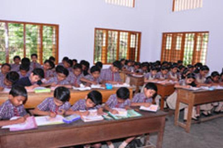 Christu Jyothi Public School-Classroom