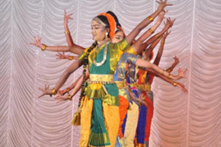 Christu Jyothi Public School-Cultural Fest