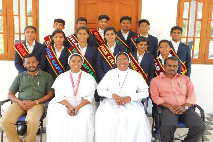 Christu Jyothi Public School-Investiture Ceremony