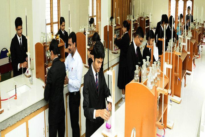 Christu Jyothi Public School-Physics Lab