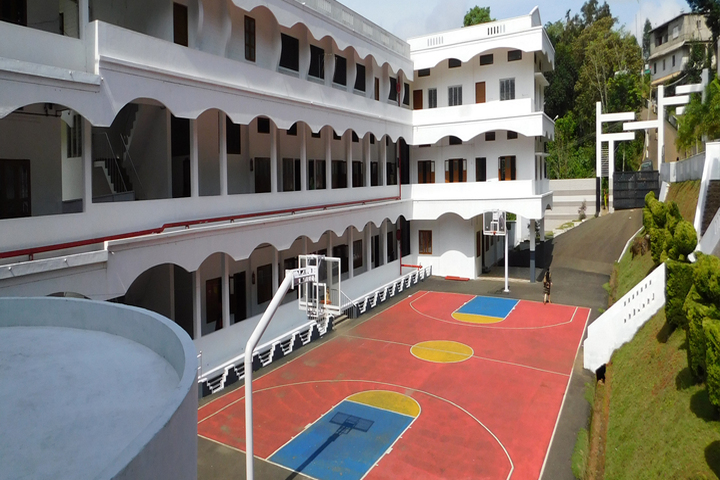 Christu Jyothi Public School-School Building