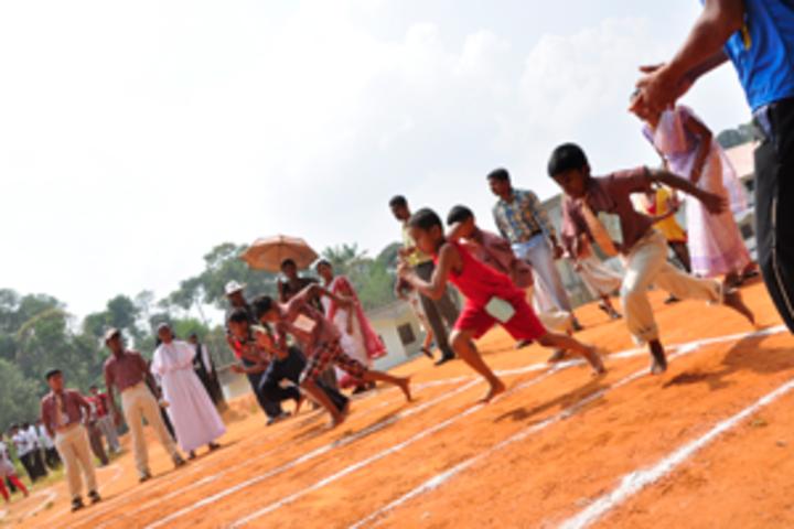 Christu Jyothi Public School-Sports