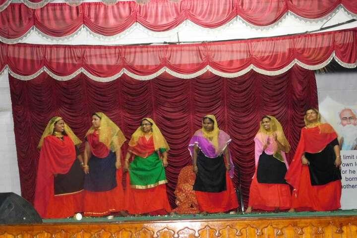 Christu Jyothi Public School-Teachers Day
