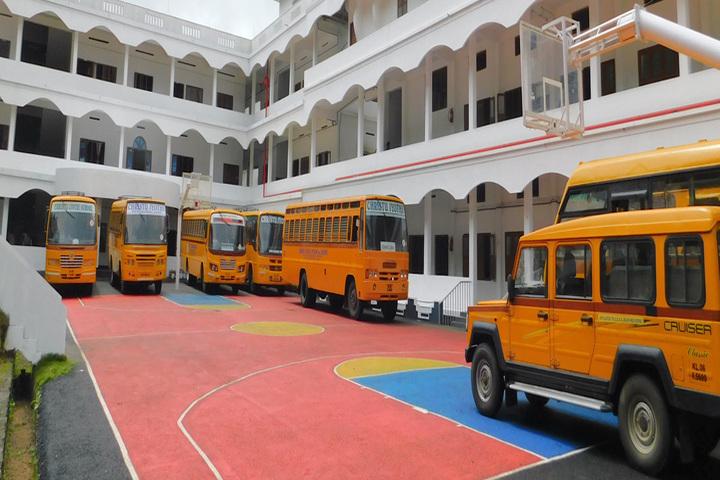 Christu Jyothi Public School-Transportation
