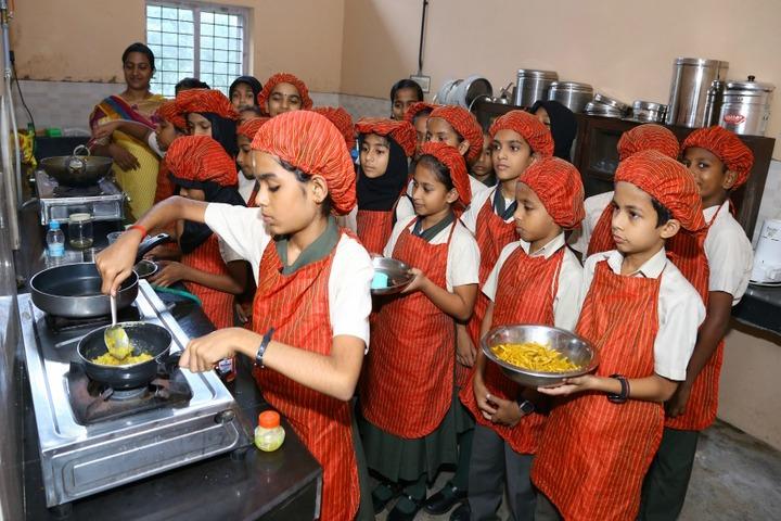 Christava Mahilalayam Public School-Activity