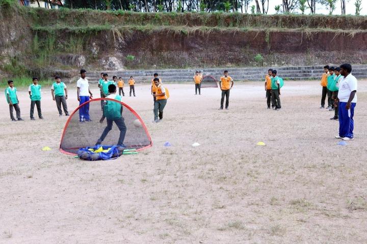 Christava Mahilalayam Public School-Play Ground