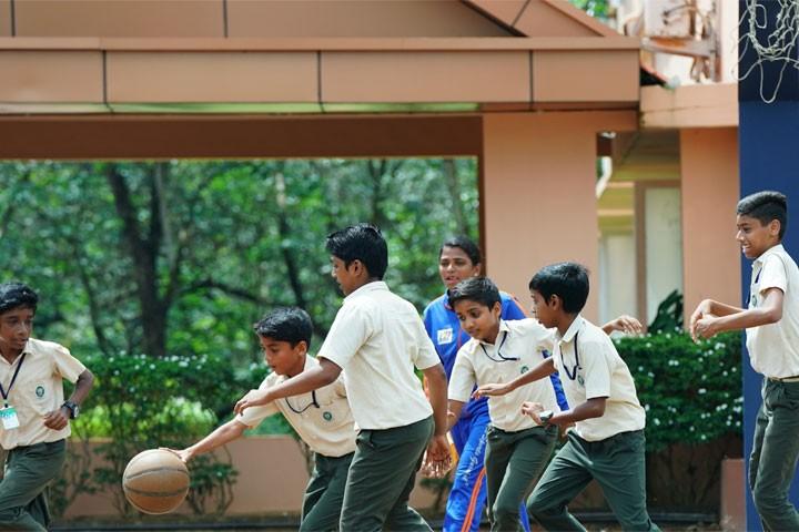 Christava Mahilalayam Public School-Sports