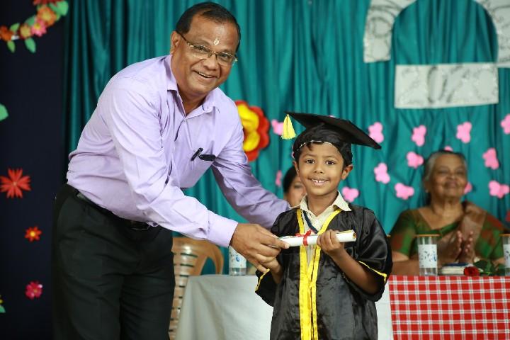 Christava Mahilalayam Public School-Award Ceremony