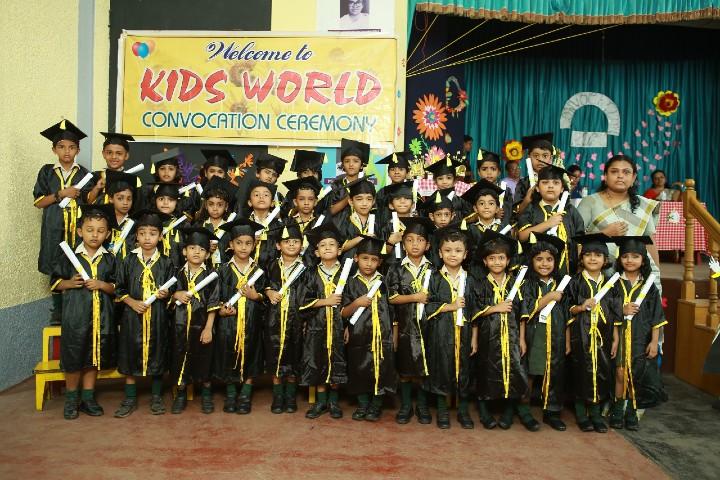 Christava Mahilalayam Public School-Event