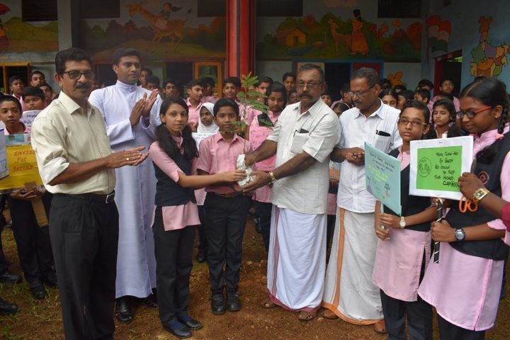 Citadel Residential School-Environment Day