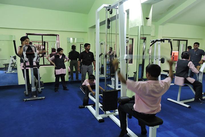 Citadel Residential School-Gym Facility