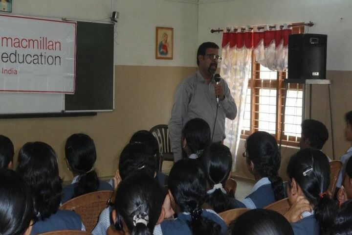 Cluny Public School-Career Guidence Programme