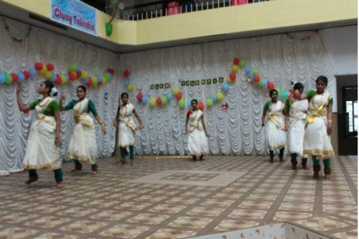Cluny Public School-Cultural Day
