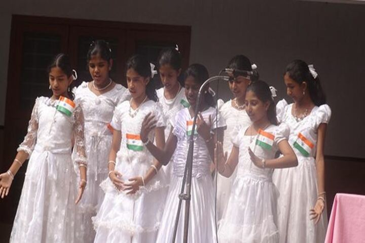 Cluny Public School-Independence Day
