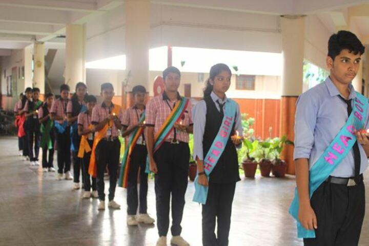 Cluny Public School-Investiture Ceremony