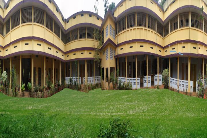 Cluny School-School Building
