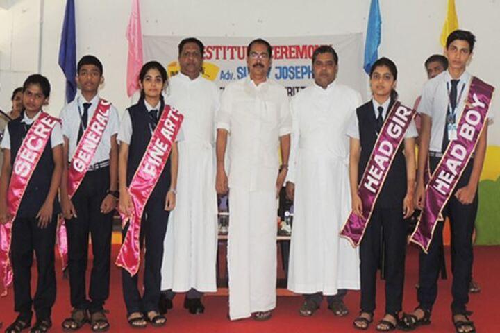 CMI Christ School-Investiture Ceremony