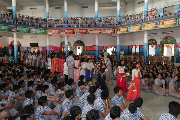 CMI Public School-Annual Day