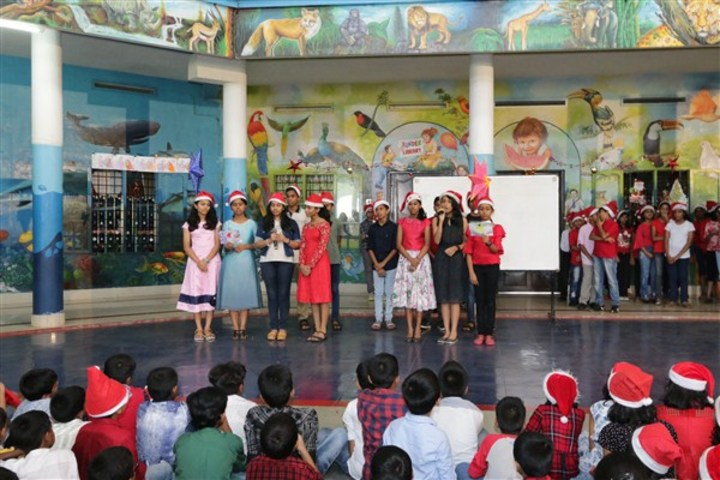 CMI  Public School-Christmas Celebrations
