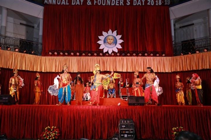 CMI Public School-Founders Day