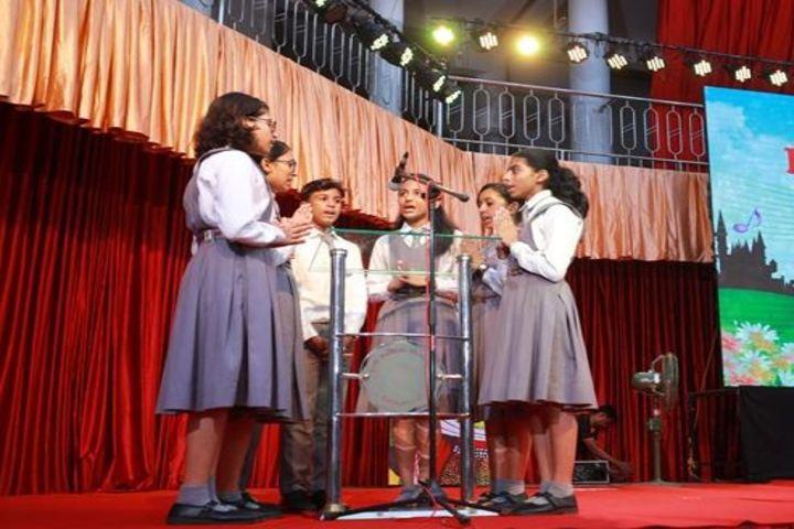 CMI  Public School-Music Activity