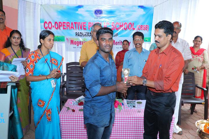 Co-Operative Public School-Annual Prize Distribution Day