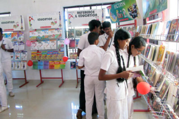 Co-Operative Public School-Book Fair