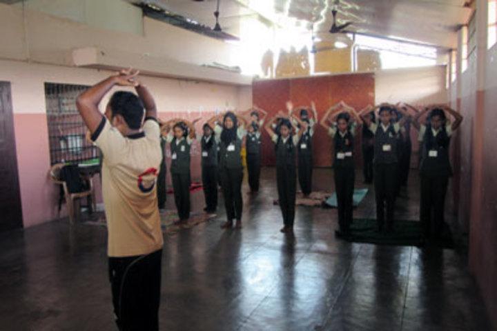 Co-Operative Public School-Dancing Room