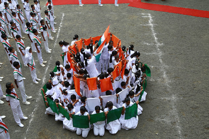 Co-Operative Public School-Independence Day