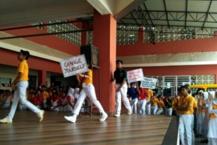 Cochin Public School-Activity
