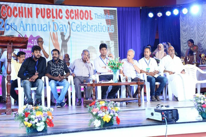 Cochin Public School-Annual Day