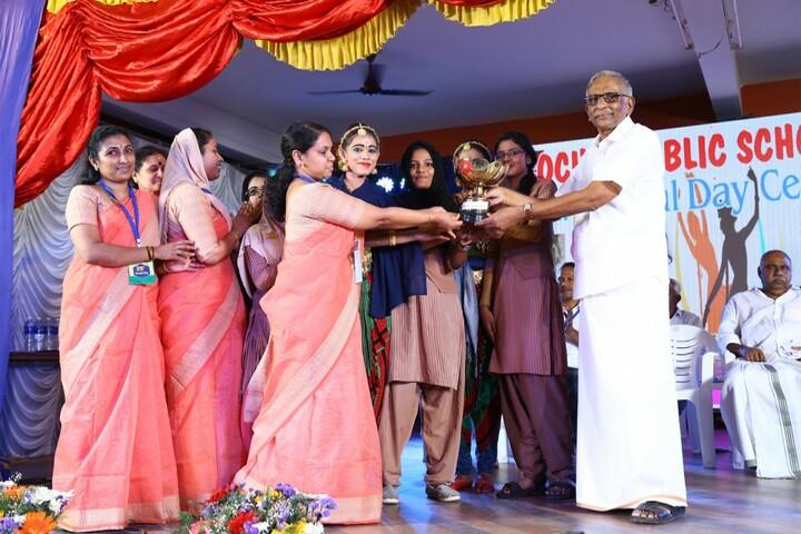 Cochin Public School-Annual Prize Distribution  Day