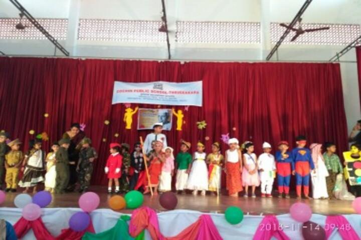 Cochin Public School-Childrens Day