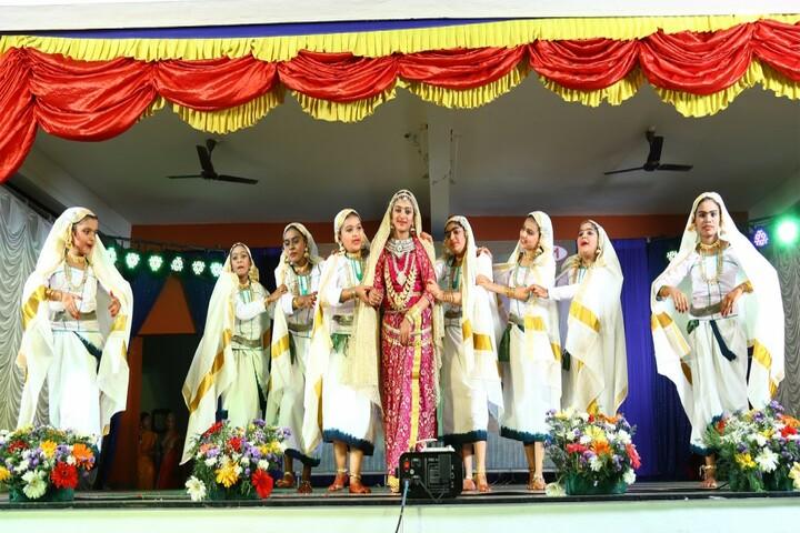 Cochin Public School-Cultural Fest