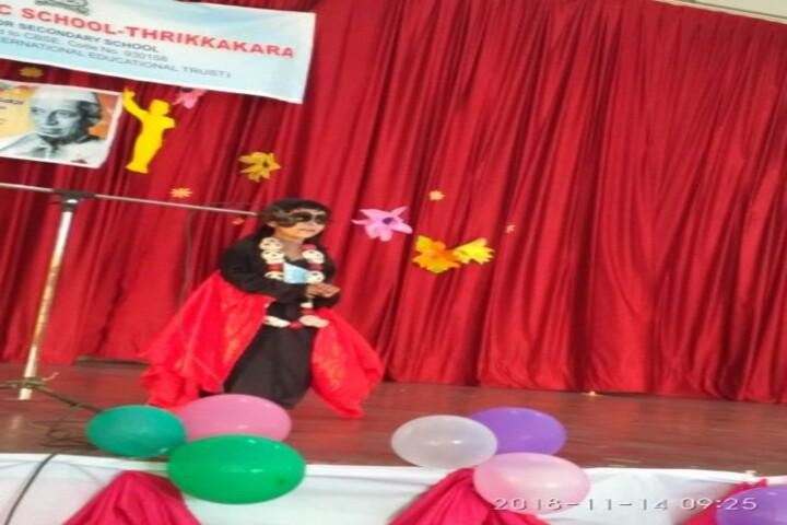 Cochin Public School-Fancy Dress Competition
