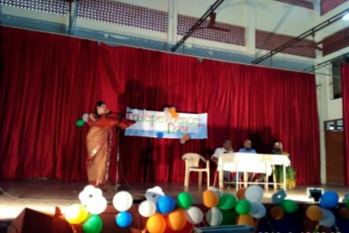 Cochin Public School-Independence Day