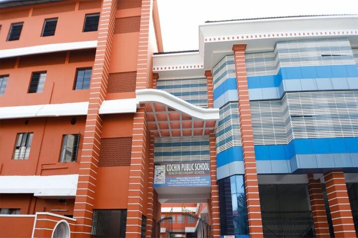 Cochin Public School-School Building