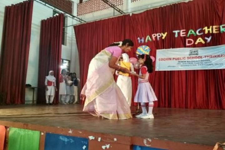 Cochin Public School-Teachers Day