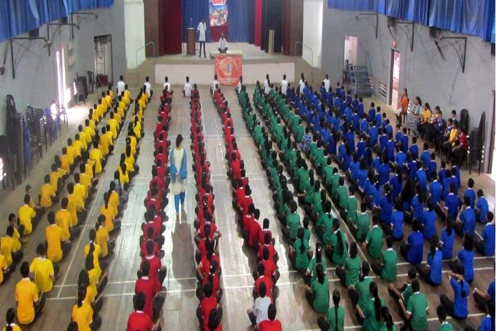 Cochin Refineries School-Auditorium