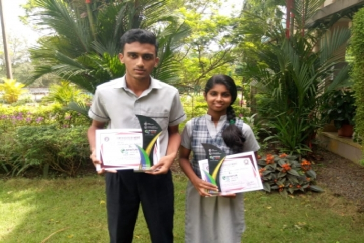 Cochin Refineries School-Awards